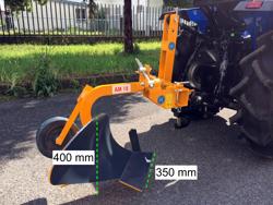 charrue monosoc dp 18 pour micro tracteur type iseki kubota