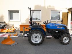charrue monosoc dp 20 pour tracteur type solis yanmar etc