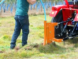décompacteur 1 dent pour tracteur kubota solis etc modèle dr 30