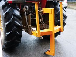 décompacteur 1 dent pour tracteur agricole modèle dr 60