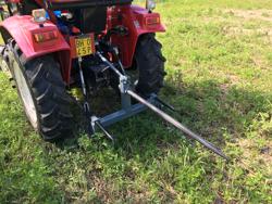 pic balles pour tracteur dk 3