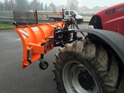 lame à neige avec attelage 3 points pour tracteur ssh 04 3 0 c