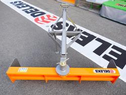 lame niveleuse 150cm pour attelage 3 points tracteur modèle dl 150