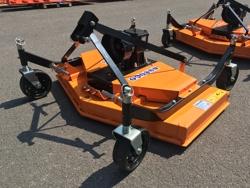 tondeuse 3 lames pour micro tracteurs dm 120