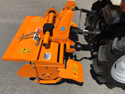 rotovator déportable dfl 135 léger pour tracteurs type solis yanmar etc