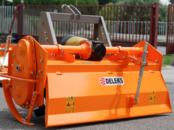 rotovator agricole professionnel pour tracteur modèle dfh 150