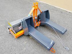 godet bennette 1 mètre pour chariot élévateur série légère mod prm 100 lm