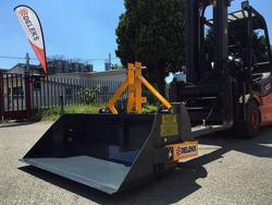 godet renforcé 140cm pour chariot élévateur modèle prm 140 hm