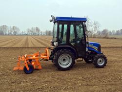 arracheuse de pommes de terre pour tracteur modèle dpt 120