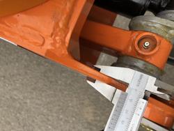 grappin à bois polyvalent pour mini pelles et grues modèle dk 11 c