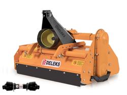 rotovator mélangeur de litière pour tracteur pavo 120