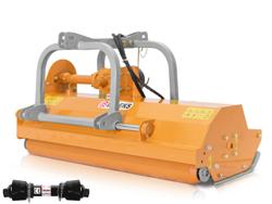 broyeur réversible rino 180 rev pour tracteur avec déport hydraulique