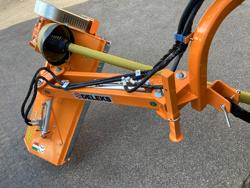 broyeur d accotement à marteaux léger pour tracteur mod volpe 120
