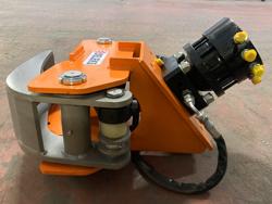 grappin coupeur hydraulique pour mini pelle mod cf 10r