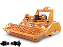 enfouisseur de pierres dfu 100 pour micro tracteur
