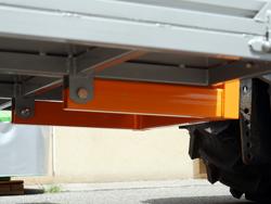 bennette de transport 160cm pour tracteur modèle t 1600