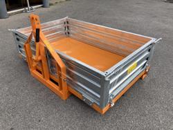 bennette de transport 180cm pour tracteur modèle t 1800