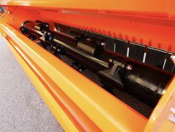 broyeur d accotement à marteaux alce 180 avec boitier extérieur