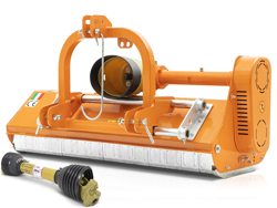 broyeur à marteaux fléaux lynx sp140 déportable pour verger et sarments