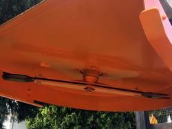 gyrobroyeur pour tracteur kubota iseki etc modèle buggy 120