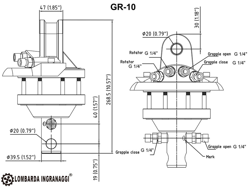 rotateur-lombarda-ingranaggi-gr10