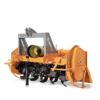 rotovators agricoles série lourde pour tracteur avec attelage fixe