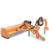 broyeurs d accotement broyeurs latéral à bras polyvalent pour tracteur